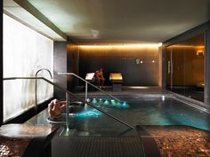Le Gleneagles: spa le plus british