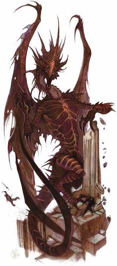 Dragon-of-Tyr-by-William-OConnor.jpg (640×1448)