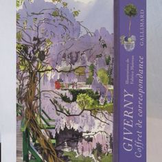 Giverny – boxed writing set