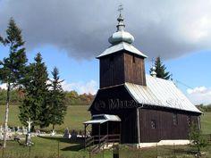 HutkaMuzeum.SK - Drevené kostolíky na Slovensku