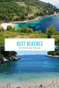 Best Beaches on Korcula Island