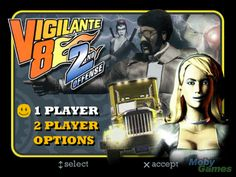 Vigilante 8 2nd Offense ISO ps 1