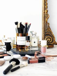 Loving Right Now, On My Beauty Vanity | The Beauty Look Book