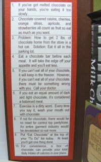 """Inspirational Tips, Techniques & Tutorials: """"Ten Rules of Chocolate"""" Book"""