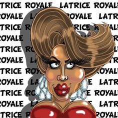 My finished caricature of @latriceroyale what do you all think . . #dragqueen #queen #rupaul #rupaulsdragrace #dragrace #gayjock #celebrities #gaymodel #gayinsta #gayguy #comedy #celebrity #gayfollow #gaystagram #gayman #lgbt #funny #gay #lgbtq #instagay #gaycute #cartoon #cartoons #caricature #caricatures #dragqueens #queens #drawing #drawings #art http://tipsrazzi.com/ipost/1508120797653504251/?code=BTt6-AGhBD7