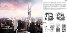 Biomorph Skyscraper: Atmosphere Of The Place- eVolo   Architecture Magazine