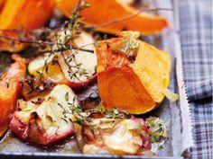 Frutta e verdura al forno ricette