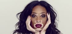 Chantelle Winnie, the model with vitiligo that inspires the world. Chantelle Winnie, the model with vitiligo that inspires the world. Vitiligo Model, Vitiligo Skin, Vitiligo Makeup, Winnie Harlow, Chantelle Brown Young, Models, Hair, Coco Rocha, Cabello Largo