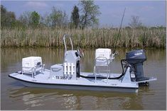 Flats Skiff/Scooters - 2CoolFishing