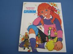 1989 Croatian Grimm's Fairy Tale book written in Croatian
