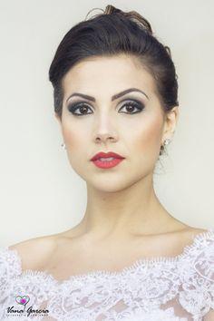Modelo: Nathalia Granado  Vestido: Via Del Carmo