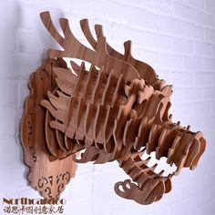 Find More Crafts Information about Dragon head wall decoration,wall hanging,chinese dragon statue,wooden sculptures,crafts animal,wood craft home decorations,mdf,High Quality shipping bag,China free dragon designs Suppliers, Cheap dragon dragon from Cardu Home Decorations Co.,Ltd on Aliexpress.com