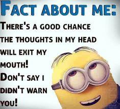minion quotes www.minionsallday.com