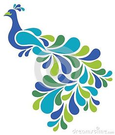 Peacock Clipart Clipart of Abstract Peacock - Search Clip Art, Illustration Murals, Drawings and Vector EPS Graphics Images - of Abstract Peacock - Search Clip Art, Illustration Murals, Drawings and Vector EPS Graphics Images - Peacock Painting, Peacock Art, Peacock Design, Fabric Painting, Peacock Vector, Peacock Feathers, Peacock Images, Folk Embroidery, Embroidery Patterns
