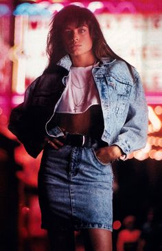 64 Best 80s Fashion Denim Images Cowgirl Fashion Denim Fashion