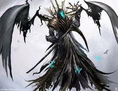 The Dark Lord by ramsesmelendeze