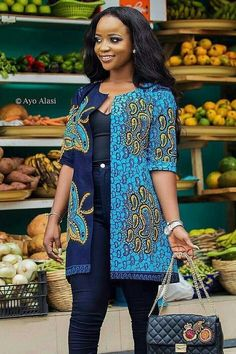 New Bazin Riche African Ruffles Collar Dresses for Women Dashiki Print Pearls Dresses Vestidos Women African Clothing - African Fashion Ankara, African Inspired Fashion, African Print Dresses, African Print Fashion, Africa Fashion, African Dress, Fashion Prints, African Fabric, Fashion Styles