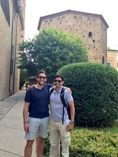 Twitter / n_montemaggi: Look who I met today ;) @Moscerina Sozza Sozza Saluti da #Ravenna @Glen Allen Courtney Rome