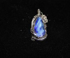 Gorgeous purple opal Handmade genuine purple opal by Char Gordon, 2014