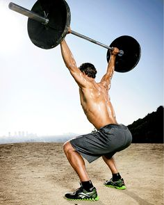 CrossFit Exercises - Strength Training Workout - 5 Important Exercises - Mens Fitness
