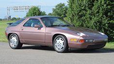 1987 Porsche 928S4 Coupe