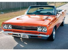 1969 Plymouth GTX Convertible...Re-pin brought to you by agents of #carinsurance at #houseofinsurance in Eugene, Oregon