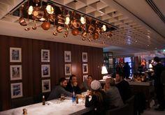 Cafe Restaurant, Cheap Web Hosting, Restaurants, Ceiling Lights, Crown, Street, Hot, Home Decor, Cafes