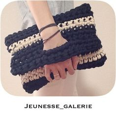 crochet clutch bag                                                                                                                                                     Más