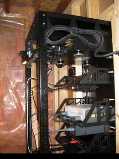 Help! Affordable pull-out AV rack/shelving solutions? - AVS Forum | Home Theater Discussions And Reviews