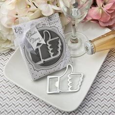 'Like for Love's' Collection Thumbs Up bottle opener Wedding Favours Uk, Homemade Wedding Favors, Wedding Gifts For Guests, Personalized Wedding Favors, Bridal Shower Favors, Party Favors, Wedding Souvenir, Party Guests, Personalized Gifts