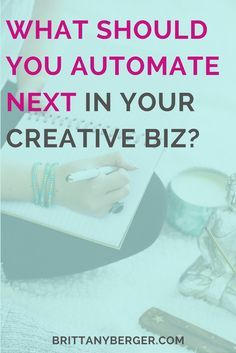 Are you a infopreneur or solopreneur crunched for time? I get it, you have a VA, but she's busy too. You need to automate things instead of just relying on outsourcing. To find out what to start with, take my free quiz!