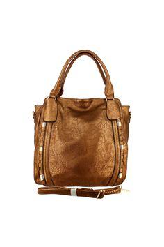 Sac à main bronze à bordures décorées - Zonedachat Bronze, Fashion, Purse, Bags, Moda, Fashion Styles, Fasion