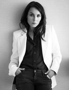 Noomi Rapace - by eric broms - Comédienne suédoise, incarnation de Lisbeth Salander - Millenium par Stieg Larsson