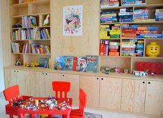 mama van vijf: Een blik in onze speelkamer