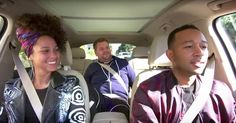 'Carpool Karaoke': See Alicia Keys, John Legend... http://www.rollingstone.com/tv/news/carpool-karaoke-alicia-keys-john-legend-ride-with-corden-w498018?utm_campaign=crowdfire&utm_content=crowdfire&utm_medium=social&utm_source=pinterest #Brannew #music #musicislife #singer #vocalists