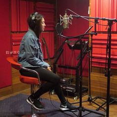 JaDine recording Till I Met You theme song (ctto) Till I Met You, Nadine Lustre, Jadine, Just Friends, Theme Song, Behind The Scenes, Music Videos, Songs, Photo And Video