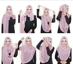 Tuto hijab 5