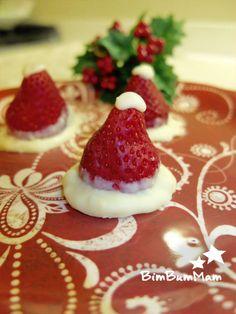 Ricetta natalizia facile dolci – Cappellini di Natale