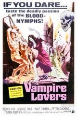 The Vampire Lovers / Las amantes del vampiro. DIR. Roy Ward Baker. ☆☆☆
