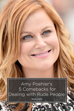 Just another reason to LOVE Amy Poehler *use at your own risk.* - levo.com