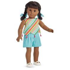 Melody's Play Outfit for 18-inch Dolls   BeForever   American Girl