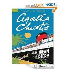 A Caribbean Mystery by Agatha Christie a Miss Marple mystery
