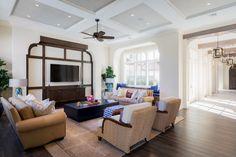 Photo of the Day (July 01, 2015) -  Architecture Spotlight # 55   Walt Disney Golden Oak Builders   Orlando, Florida  See the whole video story for Walt Disney Golden Oak Builders here  https://youtu.be/YYdBFuQHLRk  #interiordesign #livingroom #familyroom