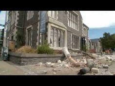 Christchurch Earthquake CBD Damage February 2011