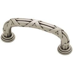Liberty 3 in. Ribbon and Reed Cabinet Hardware Pull-65198.0 at The Home Depot
