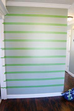 19 Hella Cheap Ways To Make Your Home Look More Expensive - Pins Elegant Home Decor, Diy Home Decor, Faux Shiplap, Shiplap Diy, Shiplap Paneling, Painting Shiplap, Faux Walls, Paint Your House, Wall Molding
