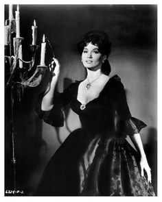 "Cathie Merchant in ""The Haunted Palace"""