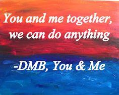 Naturally Eclectik: Musings: Best Dave Matthews Band Lyrics