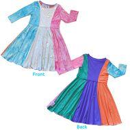 Rainbow Catcher Twirly Dress   Twinkle Bright