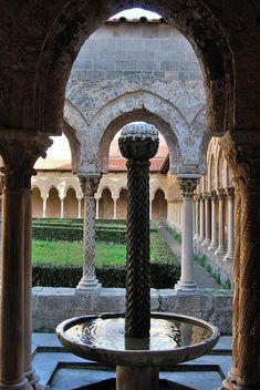 Monreale, Palermo, Sicily, Italy